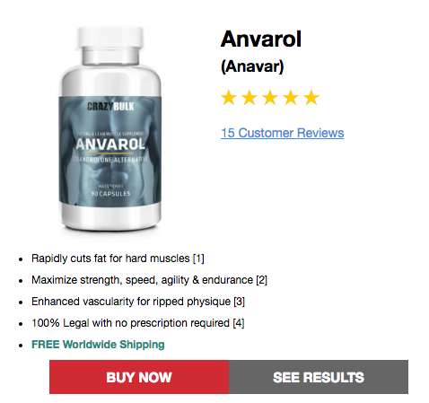 anavar post cycle therapy